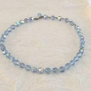 🦋So Amazing Aurora Borealis Vintage Necklace 🦋